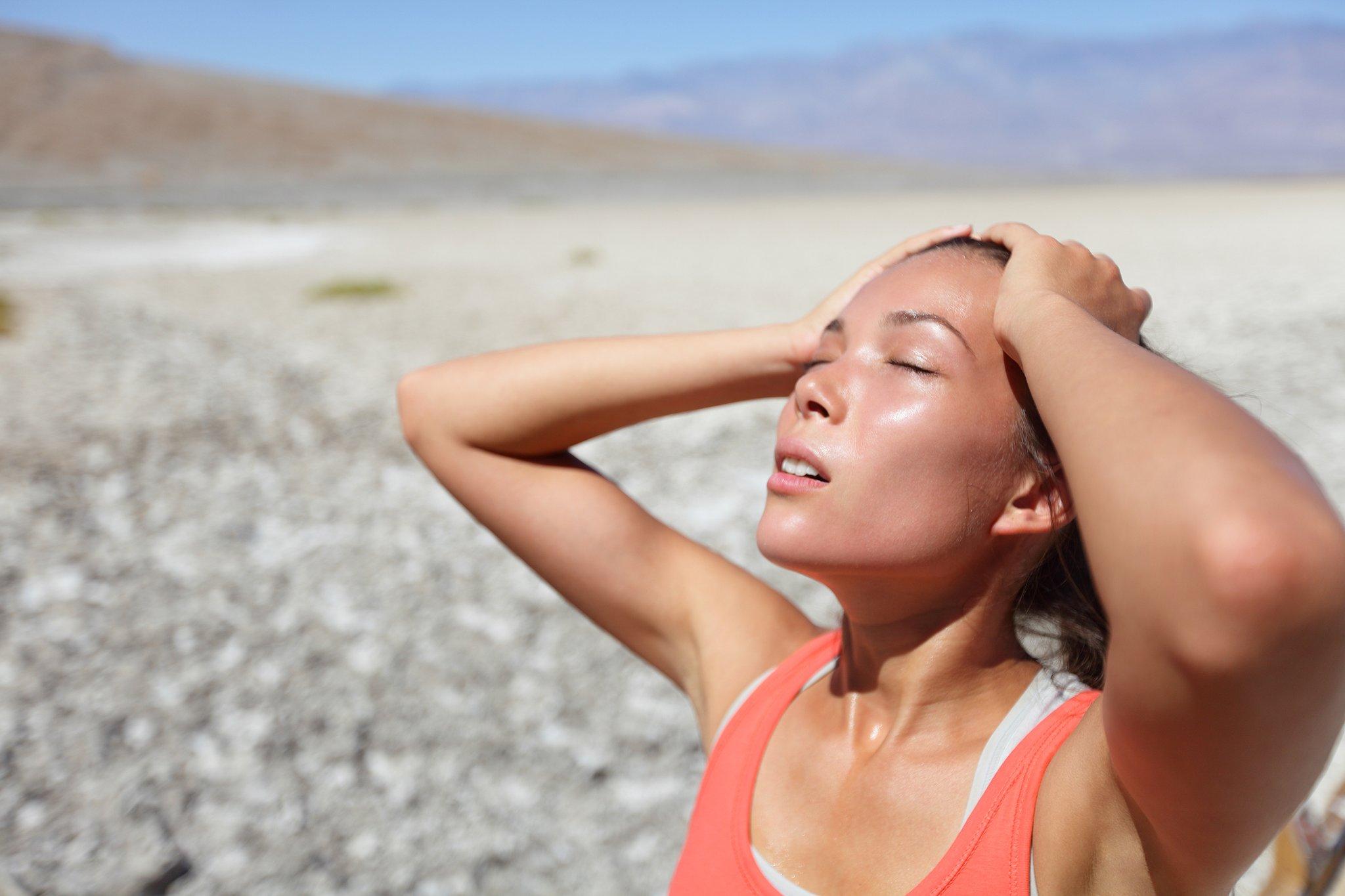 skin chafing in runner