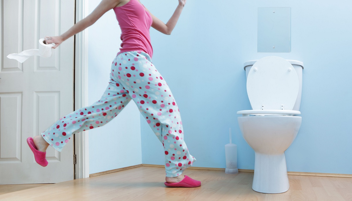 frequent urination at night